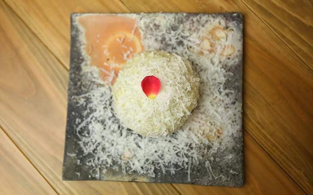 ゴルゴンゾーラチーズのポテトサラダ