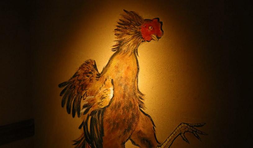 鶏尽 なんば 外観